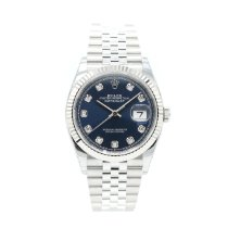 Rolex 126234 Acier 2021 Datejust 36mm nouveau