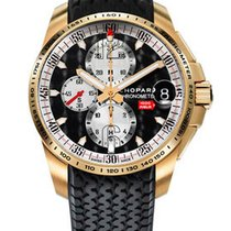 Chopard Mille Miglia Rose gold 44mm Black United States of America, New York, NY