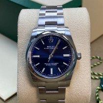 Rolex Oyster Perpetual nuevo 2021 Automático Reloj con estuche y documentos originales 124200
