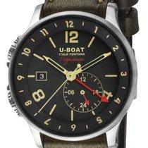 U-Boat 8400/A Neu Stahl 43mm Automatik Deutschland, Schwabach