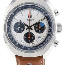 Tissot Heritage новые 2021 Автоподзавод Хронограф Часы с оригинальными документами и коробкой T124.427.16.031.01