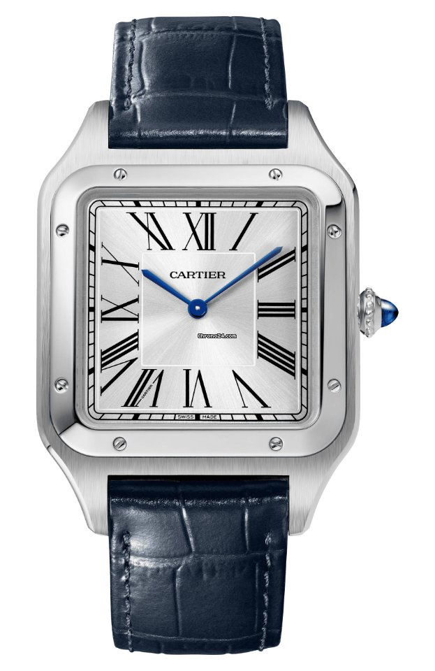Cartier Santos Dumont WSSA0032 подержанные