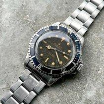 Rolex 5512 Сталь 1960 Submariner (No Date) 40mm подержанные