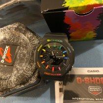 卡西欧 G-Shock MP-MGSA5-23 非常好 塑料 100mm 自動發條 香港, 0000