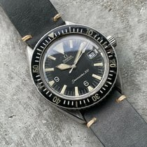 Omega Seamaster 300 Çelik 42mm Siyah
