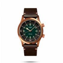 Longines Bronze Automatic Green new Legend Diver