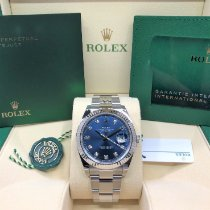 Rolex Datejust new 2021 Automatic Watch with original box and original papers 126334