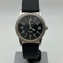 Hamilton Steel 34mm Automatic pre-owned