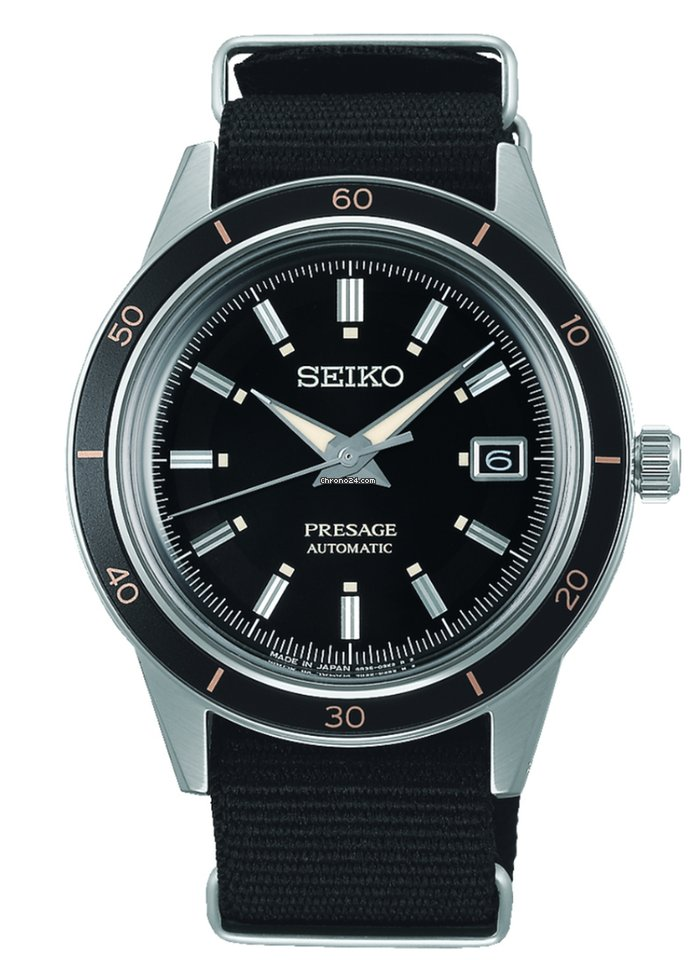 Seiko Presage SRPG09J1 2021 nuevo