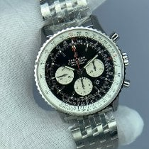 Breitling Navitimer 01 (46 MM) new 2021 Automatic Chronograph Watch with original box and original papers AB0127211B1A1