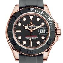 Rolex 126655 Rose gold 2021 Yacht-Master 40 40mm new United States of America, New York, New York