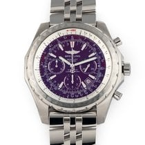 Breitling Bentley Motors Steel 48mm Purple No numerals United States of America, Florida, Hollywood