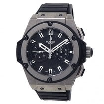 Hublot 715.ZX.1127.RX Titanium 2010 King Power 48mm pre-owned United States of America, New York, New York