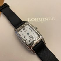 Longines BelleArti Mother of pearl Arabic numerals