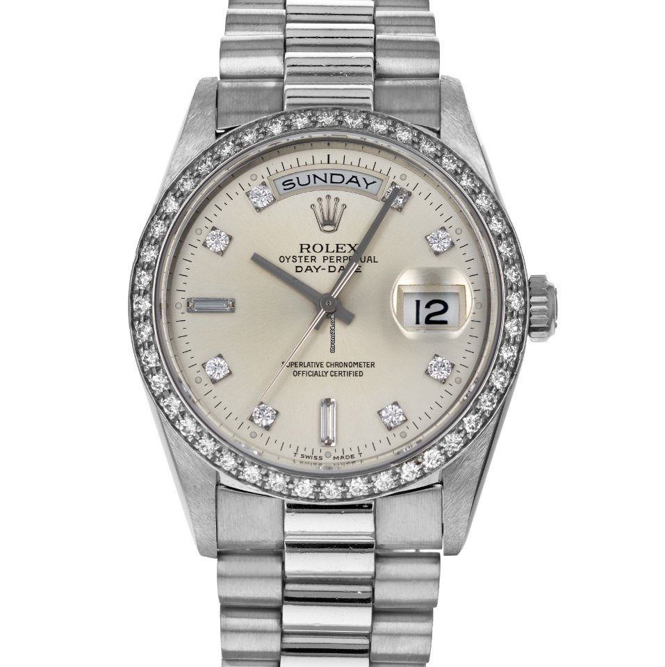 Rolex Day-Date 18346 1993 pre-owned