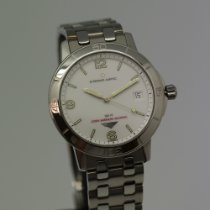 Eterna Matic Steel 38mm White