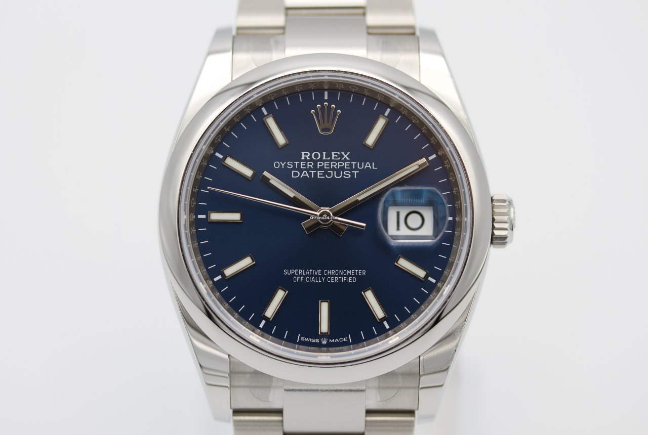 Rolex Datejust 126200 2021 новые