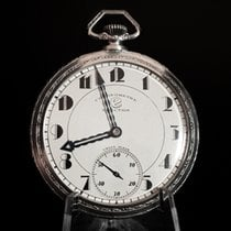 Election Silver 49mm Manual winding SN 261346 pre-owned