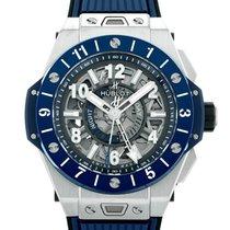 Hublot (ウブロ) ビッグ・バン ウニコ 新品 2021 自動巻き 正規のボックスと正規の書類付属の時計 471.NL.7112.RX