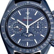 Omega 304.93.44.52.03.001 Keramiek Speedmaster Professional Moonwatch Moonphase 44.2mm nieuw