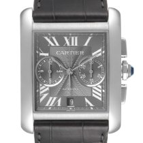 Cartier Tank MC new Automatic Chronograph Watch with original box and original papers W5330008