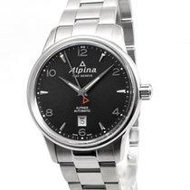 Alpina Alpiner Сталь 41.5mm Черный