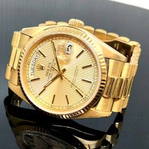 Rolex Day-Date 36 Yellow gold 36mm Champagne No numerals Thailand, Bangkok