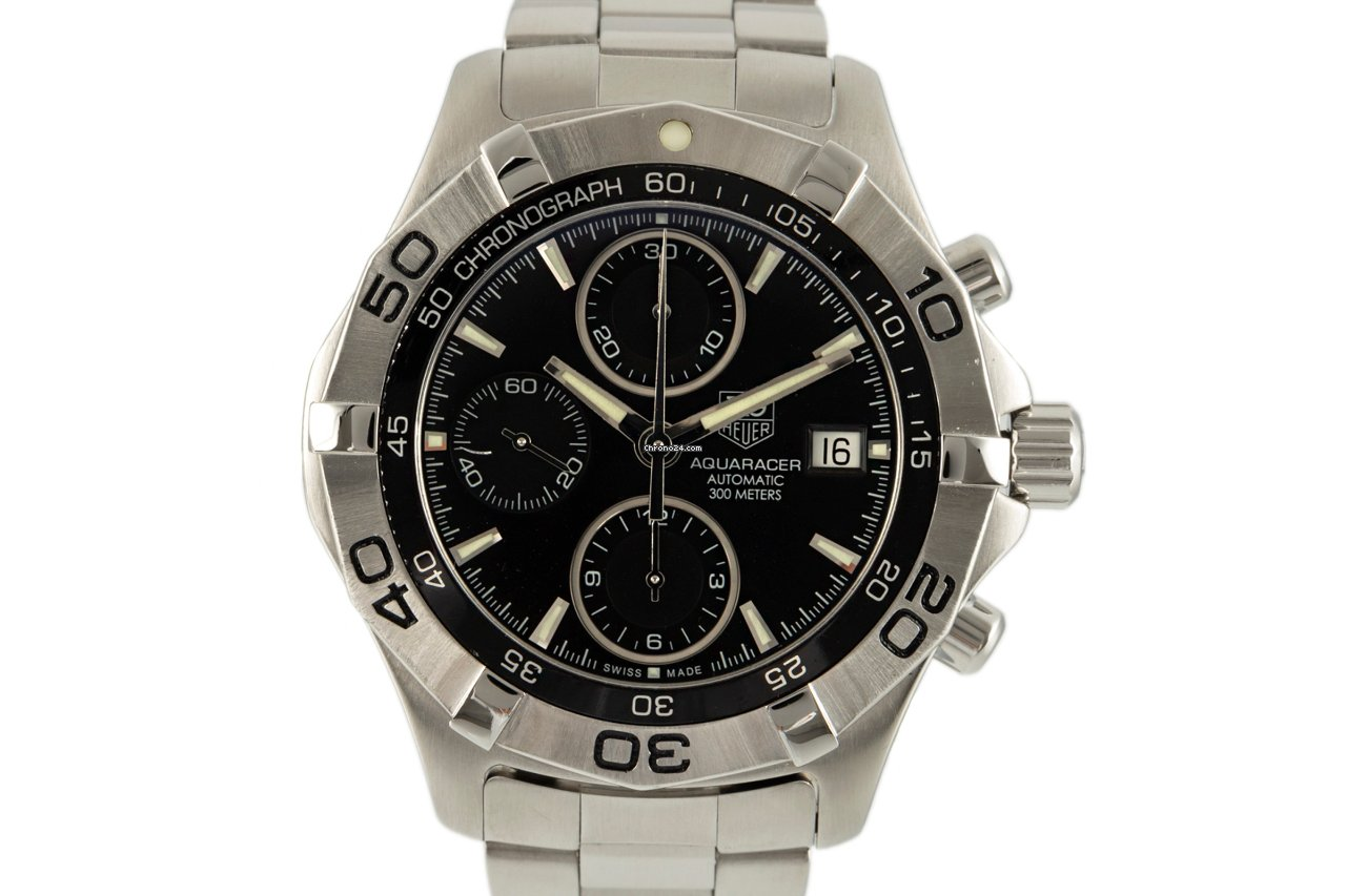 TAG Heuer Aquaracer 300M CAF2110 2006 pre-owned