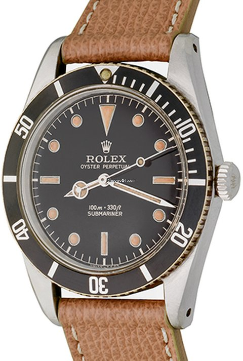 Rolex Submariner (No Date) 6536 1 pre-owned