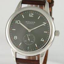 NOMOS Club Datum Steel 40mm Grey