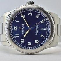 Breitling Navitimer 8 Stahl 41mm Blau Arabisch Deutschland, Iffezheim