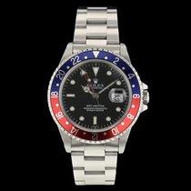 Rolex GMT-Master Stahl 40mm Schwarz Schweiz, Nyon (Genéve)