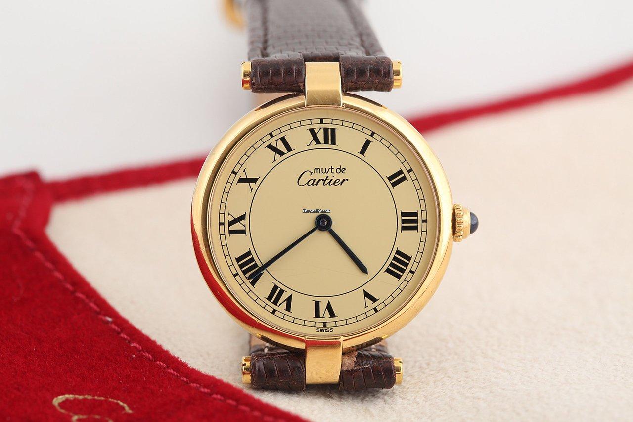 까르띠에 Cartier  Must de 중고시계