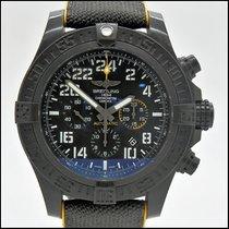 Breitling Avenger Hurricane Carbon 50mm Black Arabic numerals