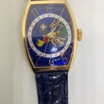 Franck Muller 5850 WW 1998 подержанные