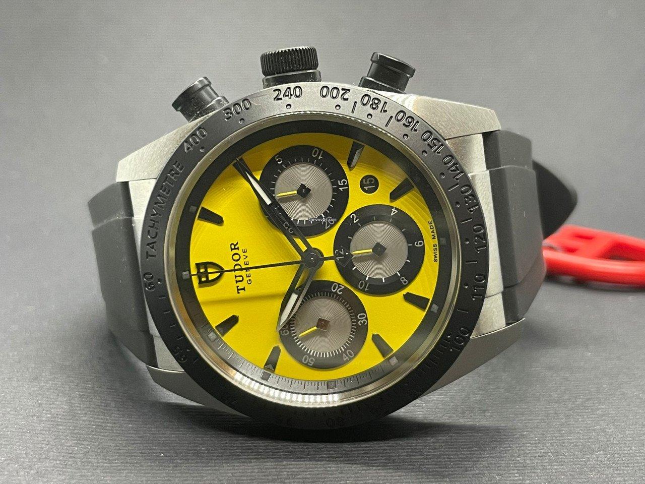 Tudor Fastrider Chrono M42010N-0007 2021 nuevo