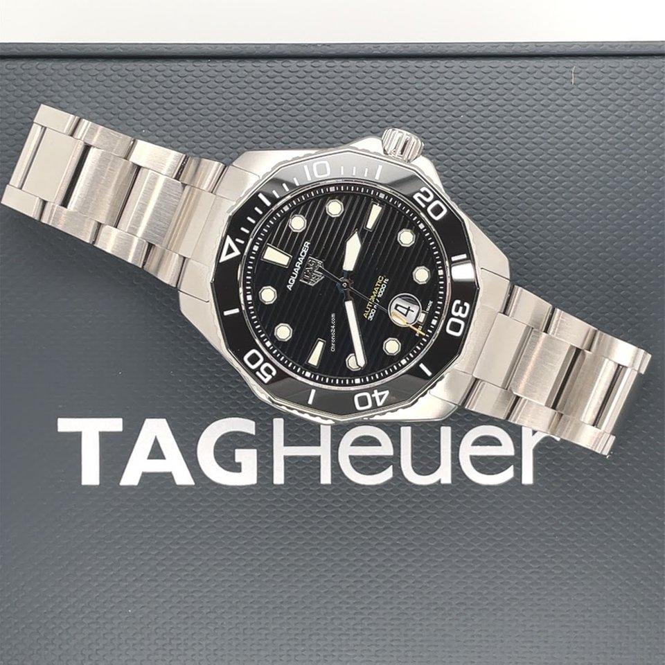 TAG Heuer Aquaracer 300M WBP201A.BA0632 2021 new