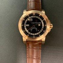 Carl F. Bucherer new Automatic 42.6mm Rose gold Sapphire crystal