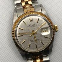 Rolex 1601 Gold/Stahl 1970 Datejust 36mm gebraucht Österreich, Blumau Neurißhof