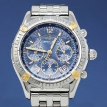 Breitling Gold/Steel Chrono Cockpit pre-owned