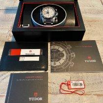 Tudor Grantour Chrono Fly-Back Steel 42mm White No numerals United States of America, California, Santa Clarita