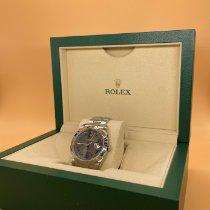 Rolex Datejust Stahl 41mm Grau Römisch Schweiz, Ormalingen