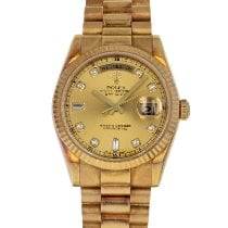 Rolex 118238 Yellow gold 2005 Day-Date 36 36mm pre-owned United States of America, Maryland, Baltimore, MD