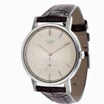 百达翡丽卡拉特拉瓦百达翡丽3466A不锈钢自动卡拉特拉瓦手表1967年未磨损钢35毫米自动美国,加利福尼亚州,圣莫尼卡
