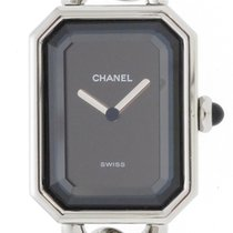 Chanel Première Steel 26mm Black