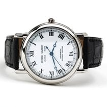 Ulysse Nardin Platinum Automatic White 37mm pre-owned San Marco