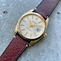 Rolex Oyster Perpetual Date 1503 Very good Yellow gold 34mm Automatic Canada, Toronto
