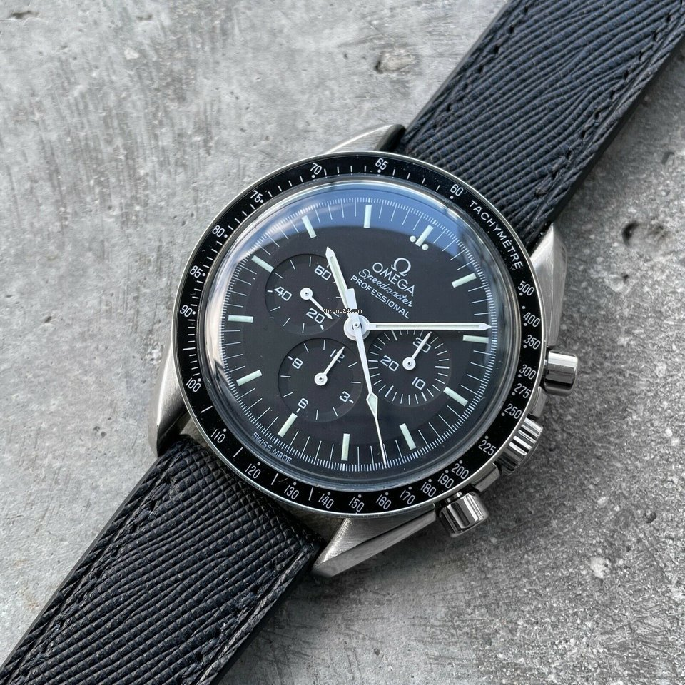 Omega Speedmaster Professional Moonwatch 145.022 1980 pre-owned