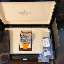 Patek Philippe Aquanaut Acier 42.2mm Orange Arabes