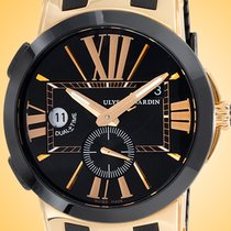 Ulysse Nardin Rose gold 43mm Automatic 246-00-3/42 pre-owned United States of America, Illinois, Northfield